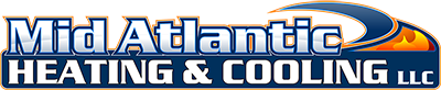 Mid Atlantic Heating and Cooling LLC. Serving Ocean County and Monmouth County, NJ Logo